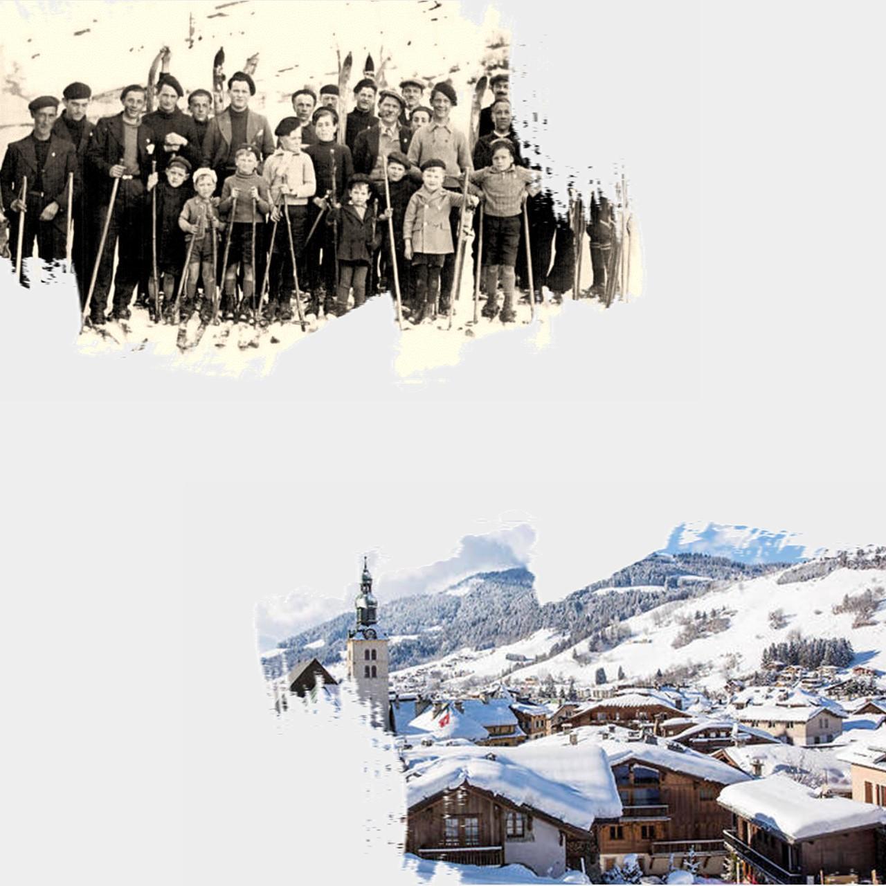 Arilus montres, héritage sport d'hiver