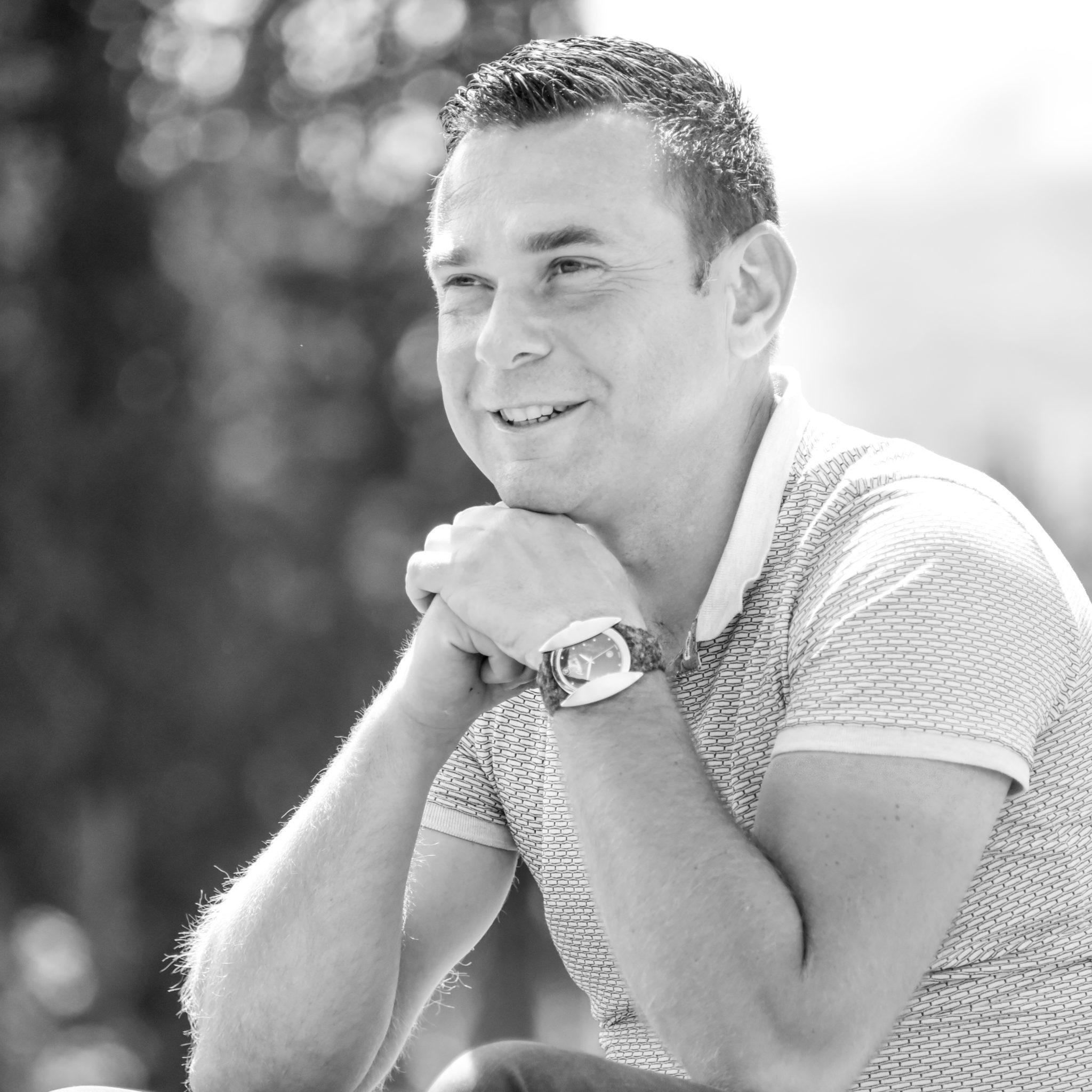 Christophe Quillon - Fondateur Arilus